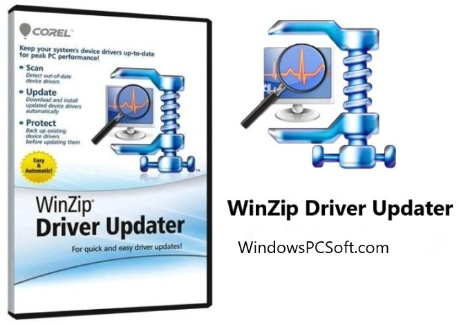 WinZip Driver Updater 5.36.0.18 Crack With License Key 2021 [Latest]